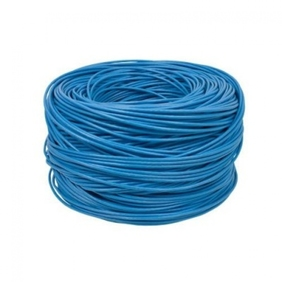 CABO DE REDE ETHERNET CAT5 AZUL 305M